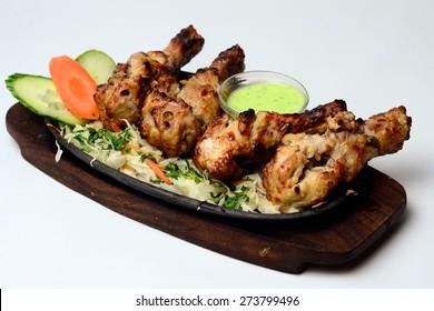 Afghani Tangri Kebab