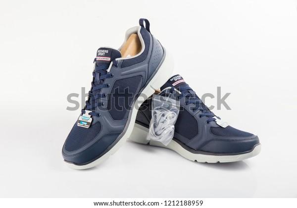 Afife Portugal October 25 2018 Skechers Stock Photo (Edit