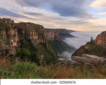 Africa Angola Tundavala
