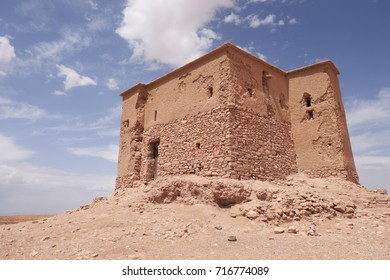 Africa, Morocco city of Ait Ben Haddou