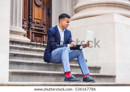 african-american-college-student-studyin