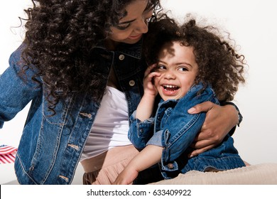 Curly Hair Kids Images Stock Photos Vectors Shutterstock