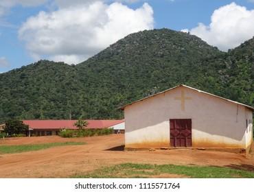 African Church Building