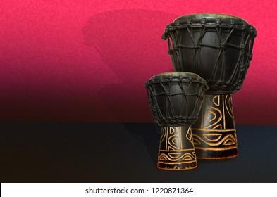 African Drum Images, Stock Photos & Vectors | Shutterstock