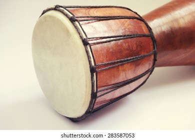 African drum toned