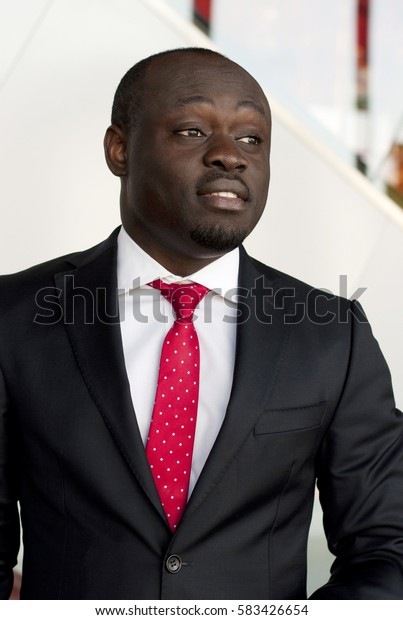 African entrepreneur