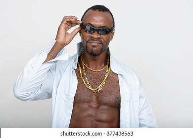 African gangster