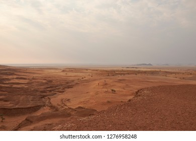 African Landscape in Namibia