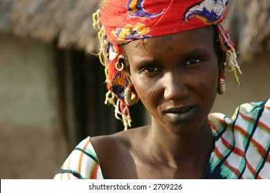 African Mother