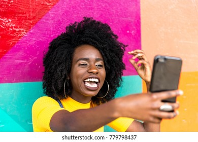 Agree, Black girls selfie collection not