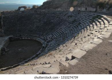 Afrodisias Ancient city. (Aphrodisias)  Karacasu - Aydın, TURKEY