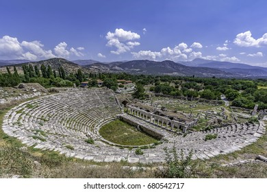 Afrodisias Ancient City Theater