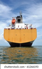 aft of chemical tanker