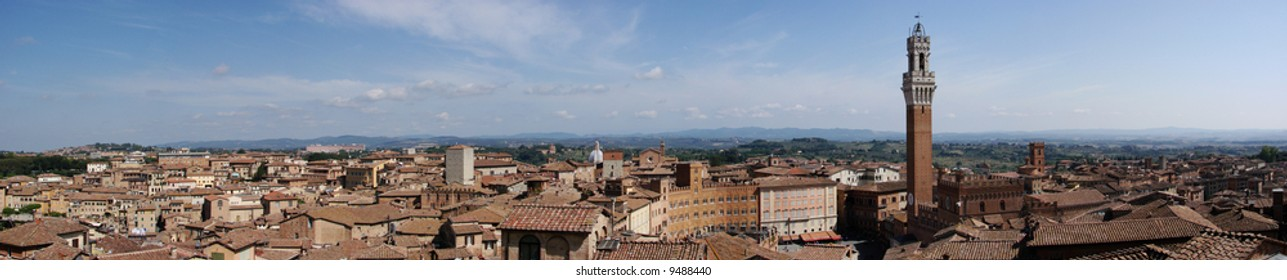 After it was conquered by the Roman Empire, the place took the name of Saena Julia. In the Middle Ages, Siena became an extremely important town, due to its demographic growth and the urban expansion.
