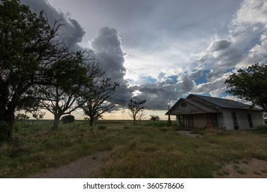 After the storm in Cookietown, Oklahoma