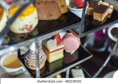 Afternoon Tea. Desserts. Sweets.
