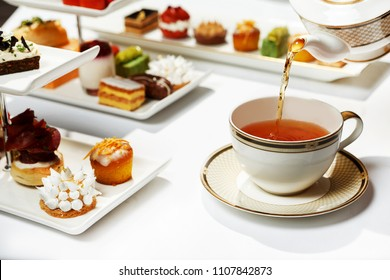 afternoon tea is ready