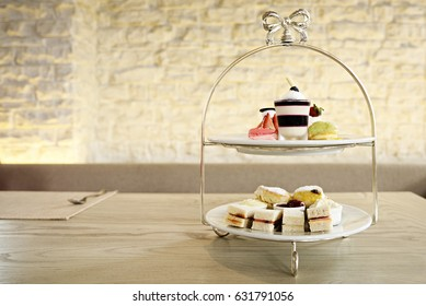 afternoon tea set,high tea set with dessert.