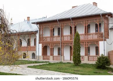 Agapia Church, Neamt, Romania