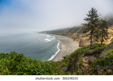 Agate Beach in Humboldt County, California