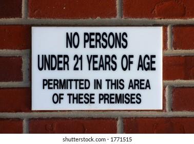 Age Twenty One