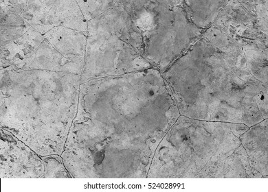 Aged cracked concrete stone plaster wall background and texture style