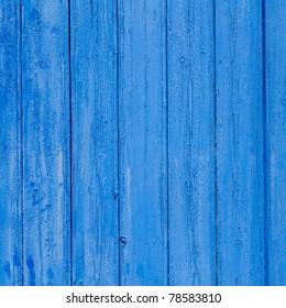 aged grunge weathered blue door wood texture Mediterranean background