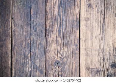 Aged wooden rustic vintage background.