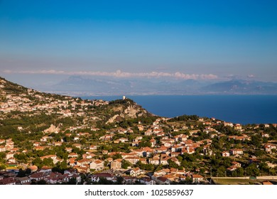 Agerola On Amalfi Coast - Salerno Province, Campania Region, Italy, Europe