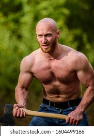 Sexy Viking Man