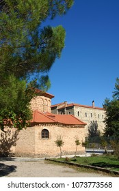 Agia  Lavra  Monastery in Kalavryta Greece 2017