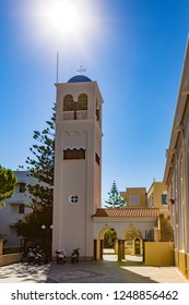 Agia Paraskevi Church at island Kos, South Aegean region, Greece.