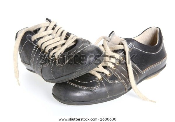 Aging Atheletic Footwear for Walks