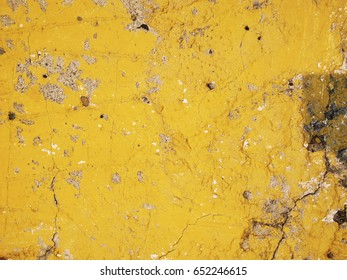 Aging painted surface