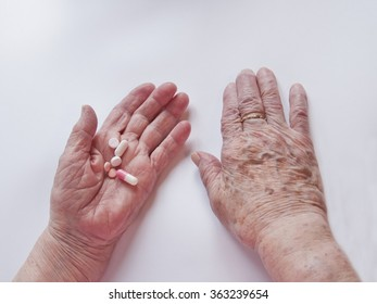 Aging and pills