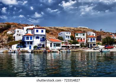 Agios Efstratios island/Greek island