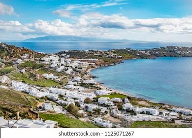 Agios Ioannis, Mykonos Greece