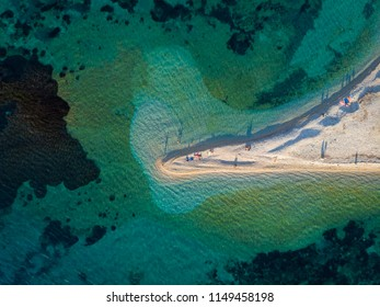Agios Pavlos beach in Amorgos island Greece