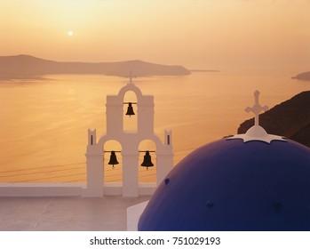 Agios Gerásimos  - Santorin