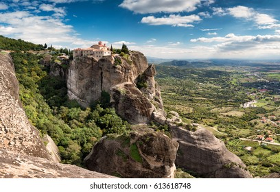 Agios Stefanos Monastery, Meteora, Greece