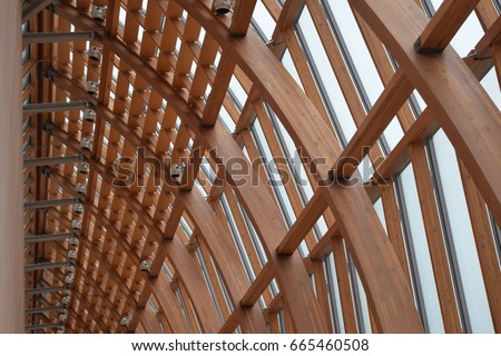 AGO Interior - Wooden Architecture