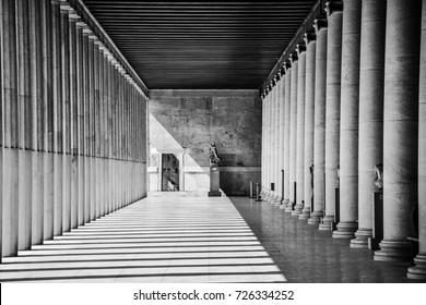 Agora in Athens