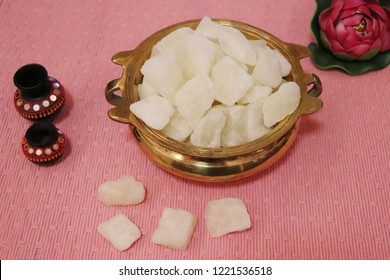 Agra Petha translucent soft candy made from Ashgourd in Agra. Traditional North Indian Sweet Recipe.