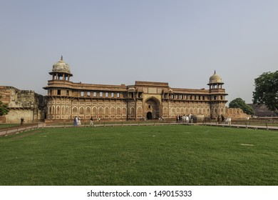 Agra Red Fort, a Unesco World Heritage site