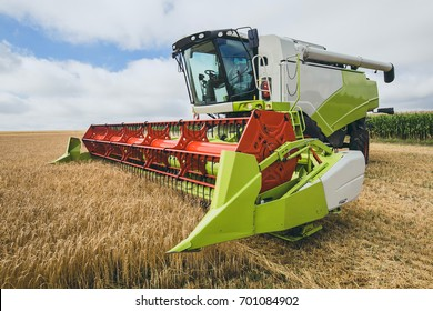 agrarian machinery