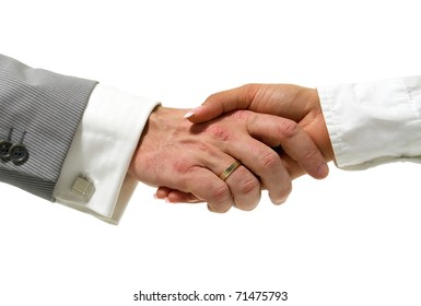 Agreement in business