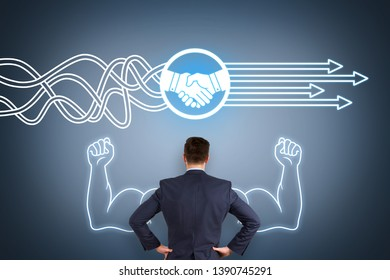 Agreement Solution Concepts on Visual Screen