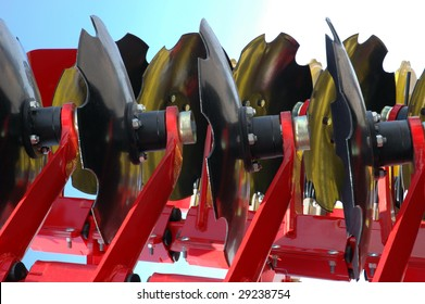agricultural equipment for fields