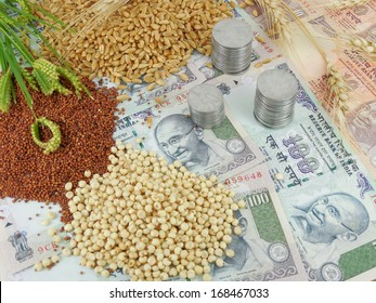 Agricultural income.