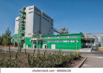 agricultural large industrial factory farm